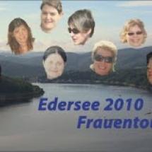 Frauentour 2010 Edersee